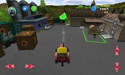 Tractor more farm driving screenshot 5