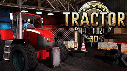 Tractor pulling USA 3D