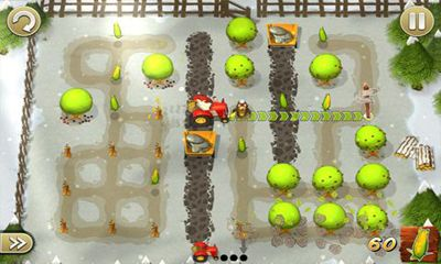 Tractor Trails screenshot 1