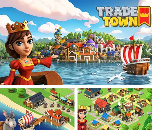 Trade town by Ministry of games