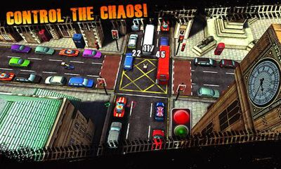 Traffic Panic London screenshot 2