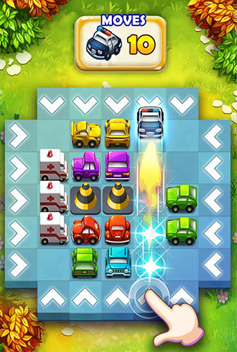 Traffic puzzle screenshot 3
