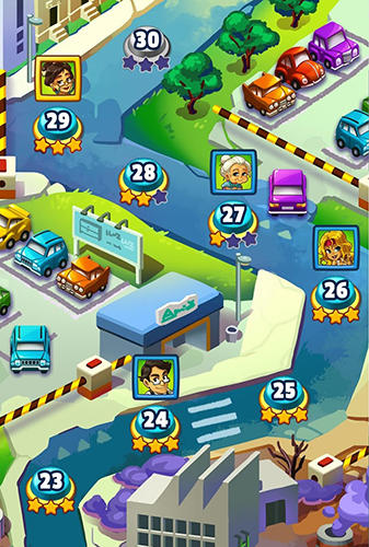 Traffic puzzle screenshot 4