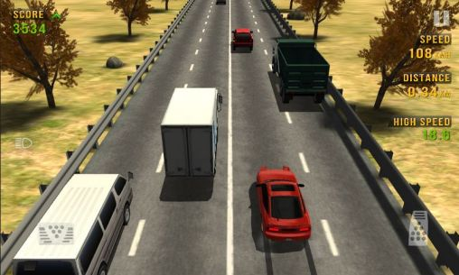 Juega a Double traffic race para Android. Descarga gratuita del juego Carrera doble en la carretera.