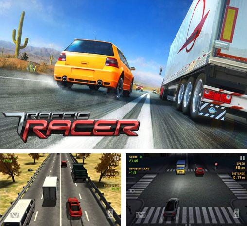 In addition to the game Traffic racer for Android, you can download other free Android games for Nomi A07004.