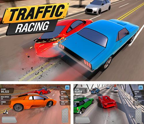 Traffic racing: Car simulator