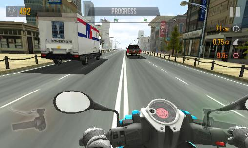Traffic rider screenshot 2