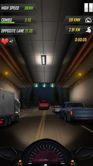 Traffic rivals скриншот 2