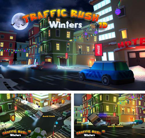 In addition to the game Pocket Ants for Android phones and tablets, you can also download Traffic rush winters 3D for free.