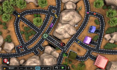 Screenshots of the Traffic Wonder for Android tablet, phone.