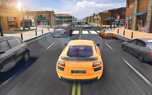 Traffic xtreme 3D: Fast car racing and highway speed screenshot 5
