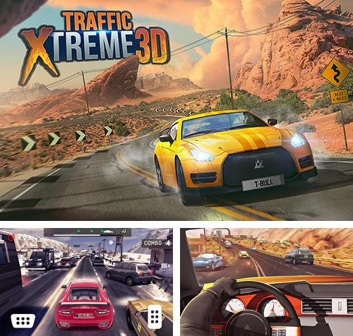 In addition to the game Traffic xtreme 3D: Fast car racing and highway speed for Android, you can download other free Android games for VERTEX Impress Hero.