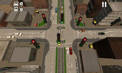 Screenshots do TrafficVille 3D - Perigoso para tablet e celular Android.
