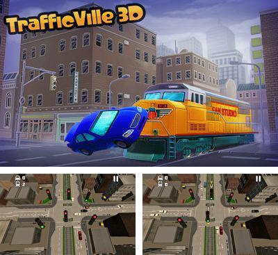 In addition to the game Asteroid Impacts for Android phones and tablets, you can also download TrafficVille 3D for free.