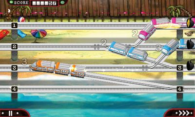 Screenshots von Train Conductor 2 USA für Android-Tablet, Smartphone.