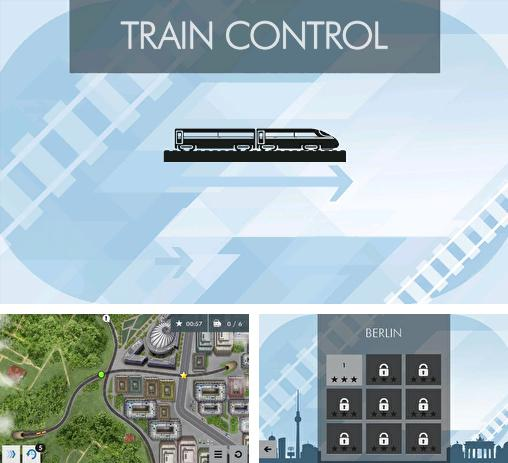 In addition to the game Glyder 2 for Android phones and tablets, you can also download Train control for free.