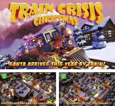 In addition to the game Train Crisis HD for Android phones and tablets, you can also download Train Crisis Christmas for free.