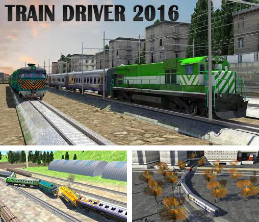 In addition to the game Train Sim for Android phones and tablets, you can also download Train driver 2016 for free.