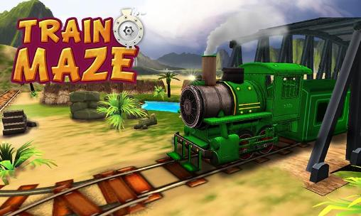 Train maze 3D for Android - Download APK free