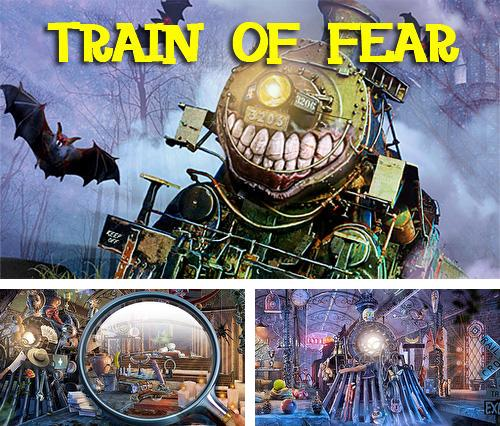 Train of fear: Hidden object mystery case game