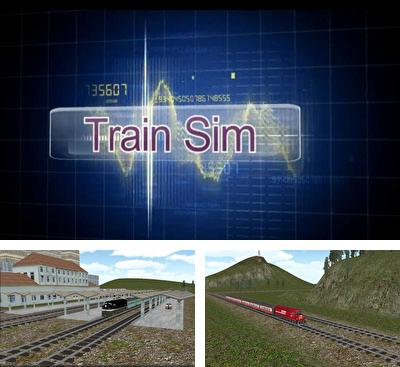 In addition to the game Run Run Bear II for Android phones and tablets, you can also download Train Sim for free.