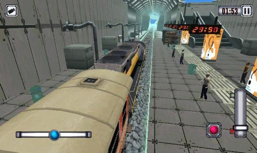 Train simulator 3D screenshot 2