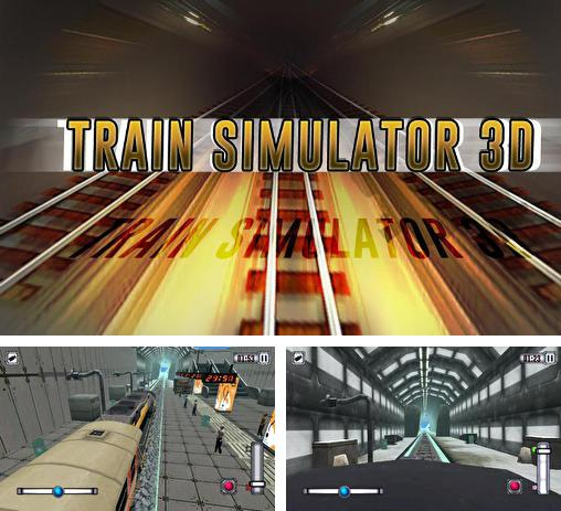In addition to the game Train Sim for Android phones and tablets, you can also download Train simulator 3D for free.