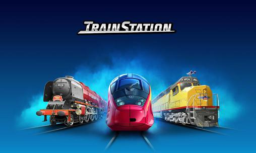 Train station: The game on rails обложка