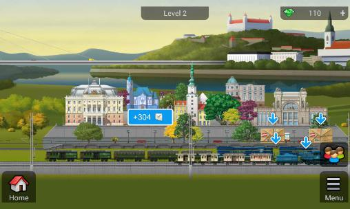 Train station: The game on rails скриншот 2
