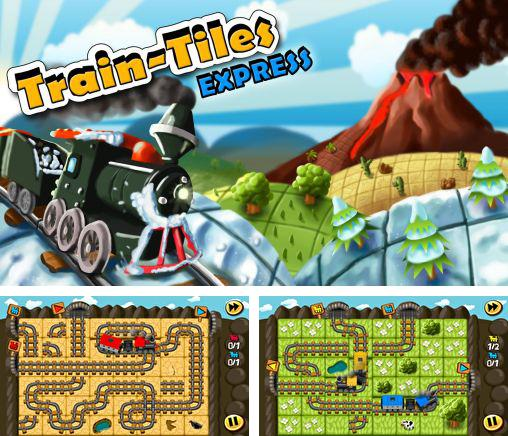 In addition to the game Train Crisis HD for Android phones and tablets, you can also download Train-tiles express for free.