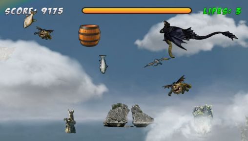 Train your dragon screenshot 1