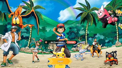 Trainer carnival screenshot 1