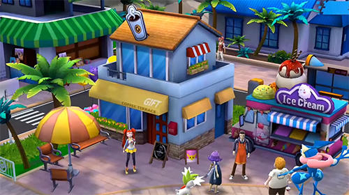 Trainer carnival screenshot 2