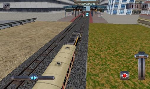 Screenshots von Train sim builder für Android-Tablet, Smartphone.