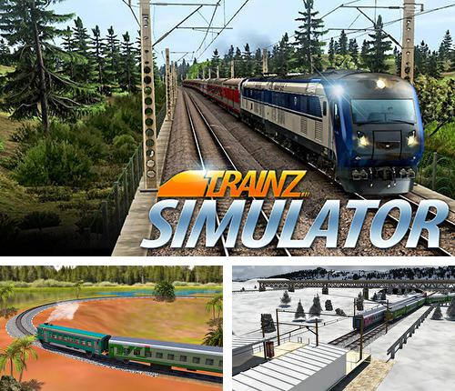 In addition to the game Train Sim for Android phones and tablets, you can also download Trainz simulator: Euro driving for free.
