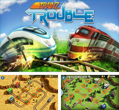 In addition to the game Train Crisis HD for Android phones and tablets, you can also download Trainz Trouble for free.