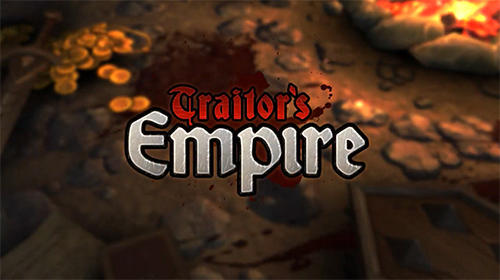 Traitors Empire: Card rpg poster