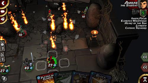 Traitors Empire: Card rpg screenshot 1