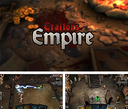 Traitors Empire: Card rpg