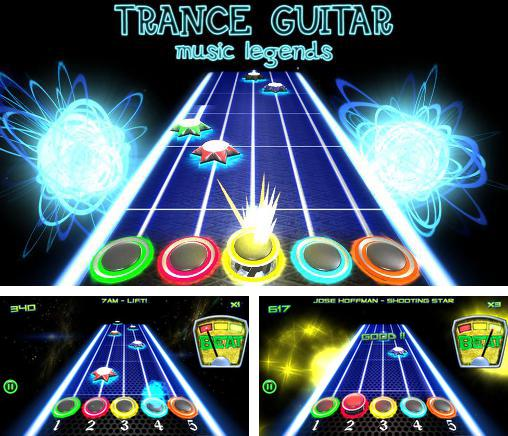 In addition to the game Drums HD for Android phones and tablets, you can also download Trance guitar music legends for free.