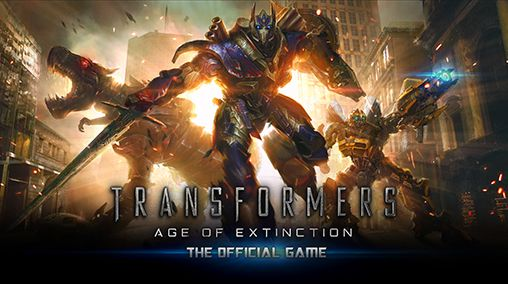 Transformers: Age of extinction обложка