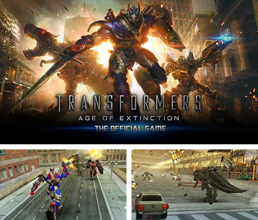 In addition to the game Death Racing 2 Desert for Android phones and tablets, you can also download Transformers: Age of extinction v1.11.1 for free.