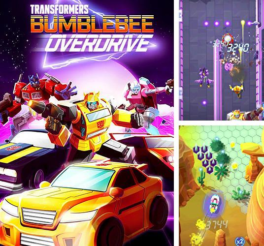 Transformers: Bumblebee overdrive