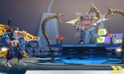 Transformers Construct-Bots screenshot 7