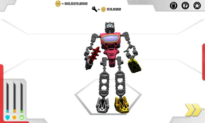 Transformers Construct-Bots screenshot 3