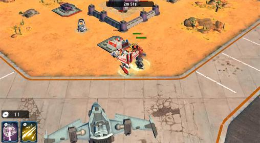 Transformers: Earth wars screenshot 1
