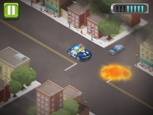 Transformers rescue bots: Hero adventures screenshot 2