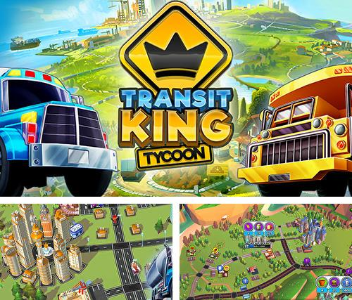 In addition to the game Transit king tycoon for Android, you can download other free Android games for Sony Xperia Z.