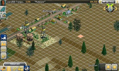 Jogue Transport Tycoon para Android. Jogo Transport Tycoon para download gratuito.