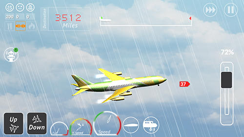 Kostenloses Android-Game Transporter Flugsimulator. Vollversion der Android-apk-App Hirschjäger: Die Transporter flight simulator für Tablets und Telefone.